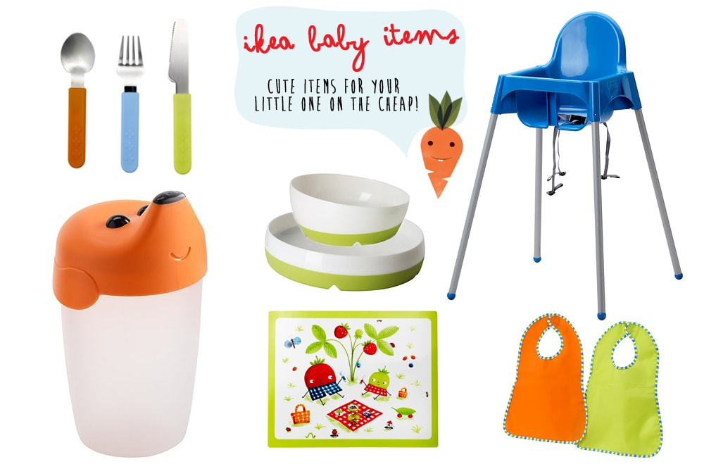 //Found// Ikea Baby Items - Baby Foode