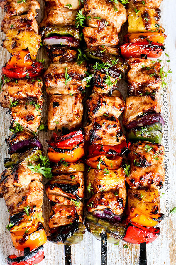 15 Grilled Chicken Recipes For The Entire Family Baby Foode