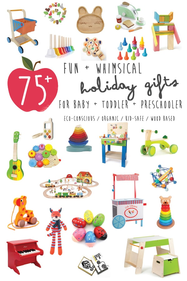 75 Fun + Whimsical Holiday Gifts