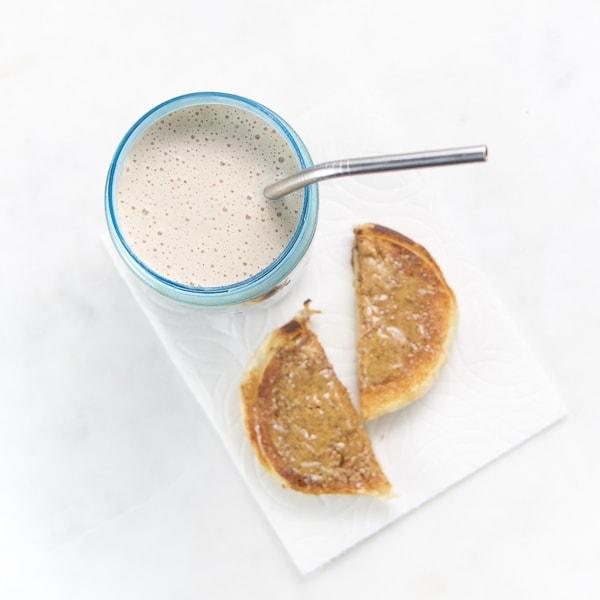 easy toddler breakfast on the go