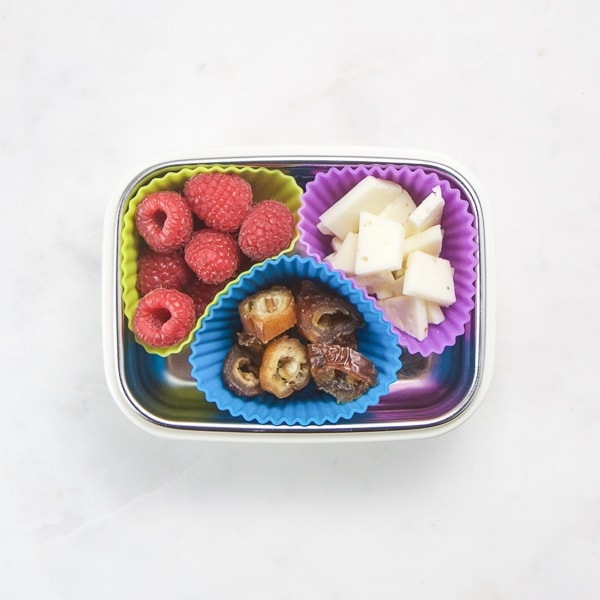 toddler snacks in a box for easy snacking