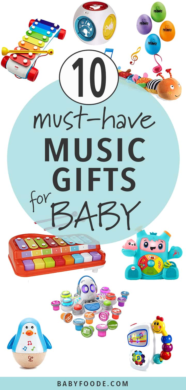 50 Must Have Holiday Gifts For Baby 0 12 Months Baby Foode