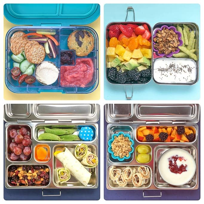 easy lunches for preschooler snack kids for school or home.