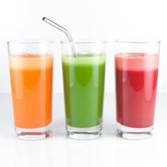3 yummy juices in a row for toddler and kids.