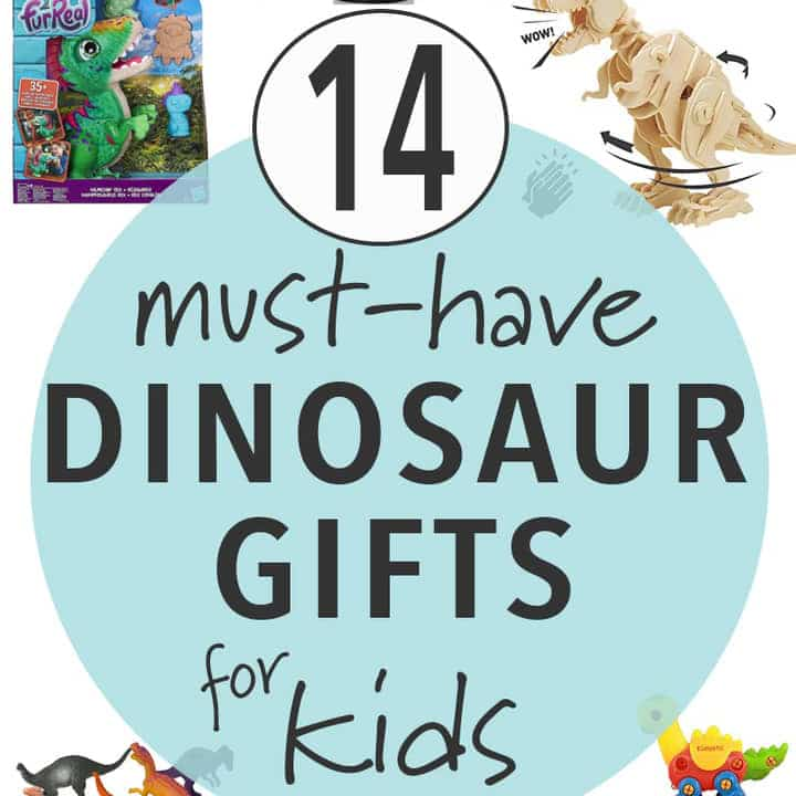 must have dinosaur gifts for kids for holiday.