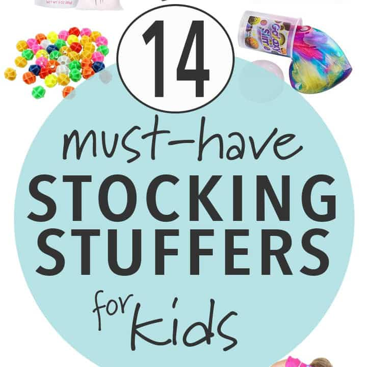 must have stocking stuffers for kids for Christmas