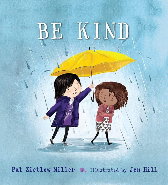Be Kind - book for toddlers about kindness.