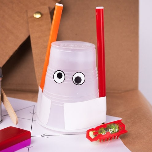 science project for toddlers and preschoolers.
