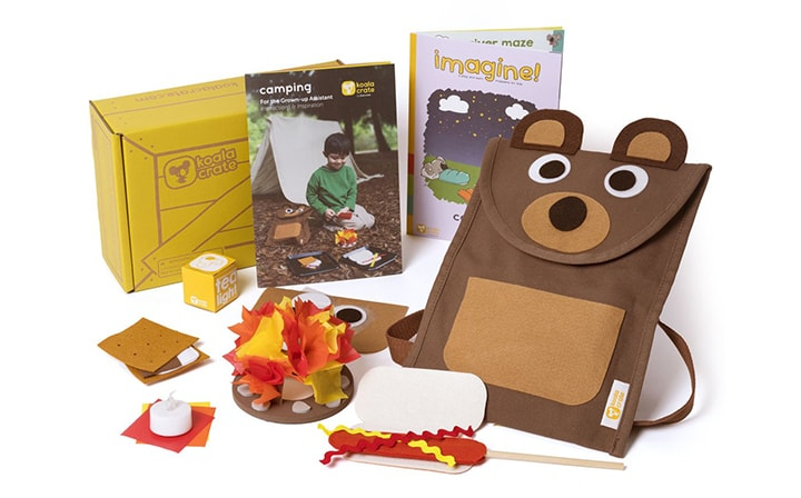 Kiwi crate for toddlers