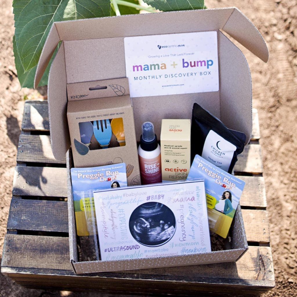 subscription box for mom and baby.
