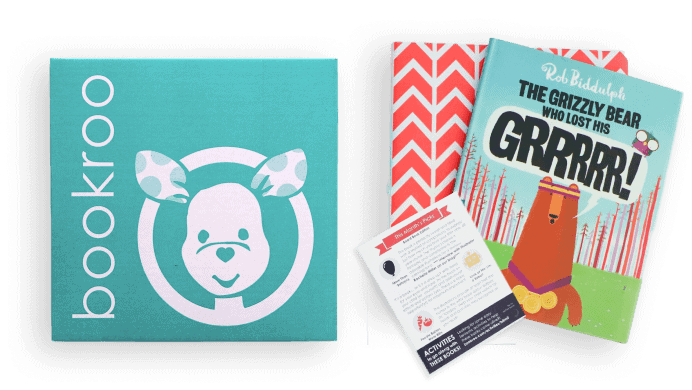 board books for toddlers for a fun subscription for baby or toddler.