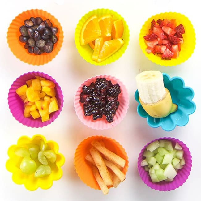 baby led weaning starter fruits.