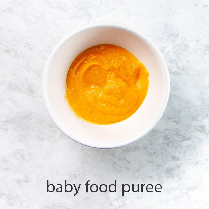 salmon baby food puree