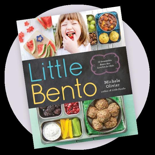 Little Bento Cookbook Cover