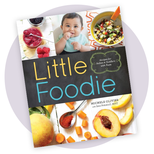 Little Foodie Book Cover
